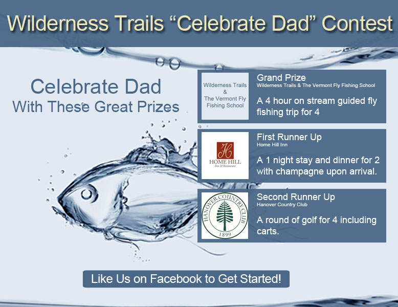 Celebrate Dad with these great prizes