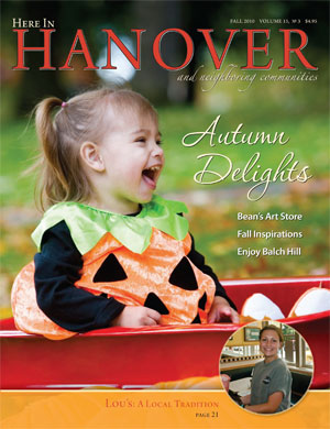 Here in Hanover, Fall 2010, Volume 15, No. 3