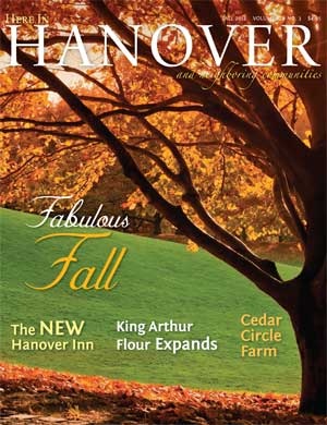 Here In Hanover, Fall 2012, Volume 17, No. 3