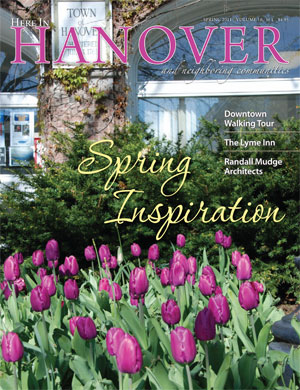 Here in Hanover, Spring 2011, Volume 16, No. 1