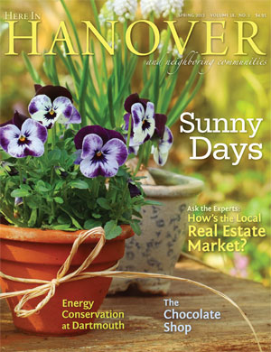 Here in Hanover, Spring 2013, Volume 18, No. 1