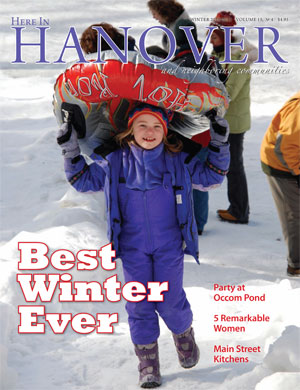Here in Hanover, Winter 2010, Volume 15, No. 4