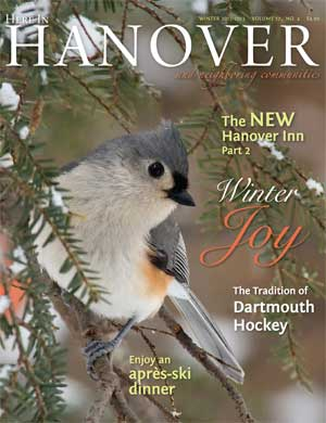 Here in Hanover, Winter 2012, Volume 17, No. 4