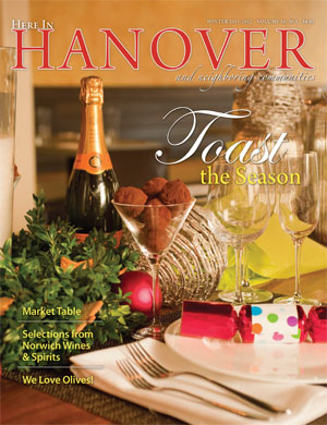 Here in Hanover, Winter 2011-2012, Volume 16, No. 4
