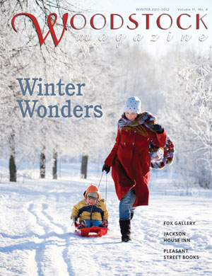 Woodstock Magazine, Winter 2011-2012, Volume 11, No. 4