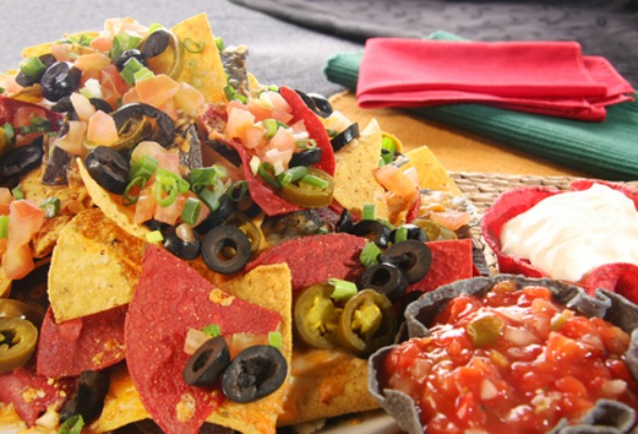 A Trip Around the World for Nachos