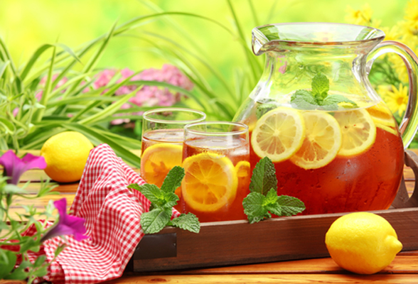 The Best Iced Tea Recipes for Refreshing Summer Drinks